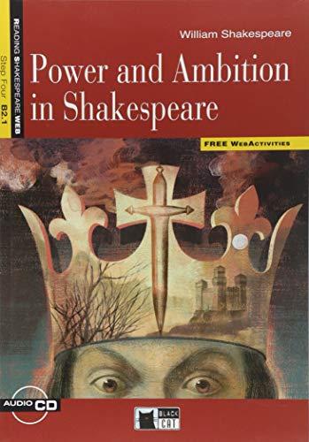 9788853012104: Power and ambition in Shakespeare. Con espansione online. Con CD Audio. Per le Scuole superiori [Lingua inglese]