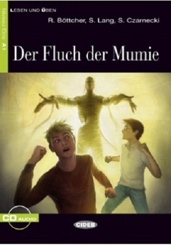 9788853012180: Der Fluch der Mumie : A1 (1CD audio)