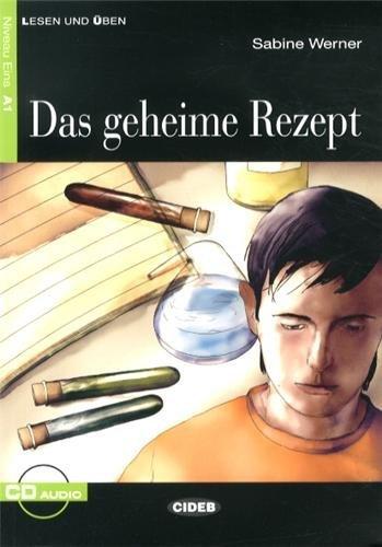 9788853012197: Das Geheime Rezept - Book & CD (Lesen und üben Niveau Eins A1)