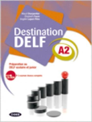 DESTINATION DELF A2. LIVRE + CD ROM: CHARPENTIER, M. ;