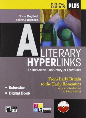 9788853012753: Literary hyperlinks. Per le Scuole superiori. Con e-book. Con espansione online [Lingua inglese]: Vol. 1