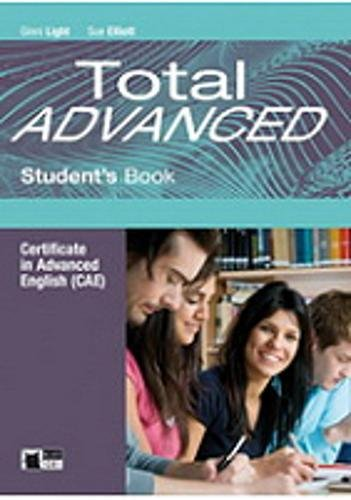 9788853012920: Total. Advanced. Student's book. Per le Scuole superiori. Con CD Audio. Con CD-ROM