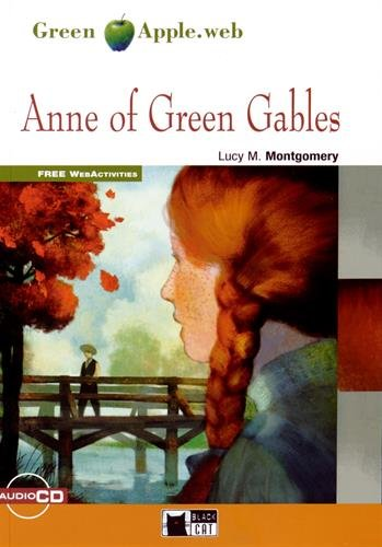 ANNE OF GREEN GABLES - A1 LIVRE+CD: MONTGOMERY LUCY A1