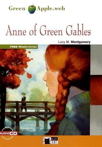 9788853013231: Anne of Green Gables. Con CD Audio [Lingua inglese]: Anne of Green Gables + audio CD