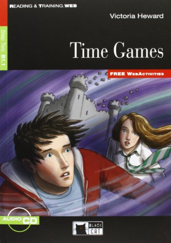 9788853013286: Reading + Training: Time Games + Audio CD