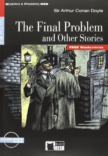 9788853013293: Reading + Training: The Final Problem and Other Stories + Audio CD