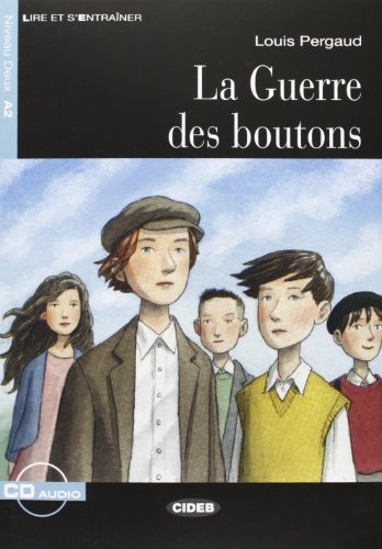 9788853013330: La Guerre DES Boutons + CD (French Edition)