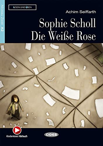 9788853013392: Sophie Scholl - Die Wei[e Rose - Book & CD (German Edition)