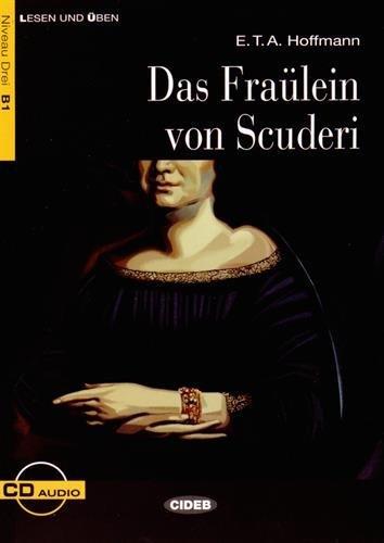 DAS FRAULEIN VON SCUDERI B1 LIVRE+CD: HOFFMANN ED 2013