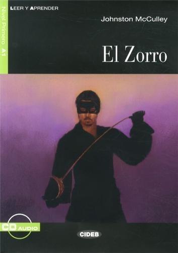 9788853013415: El Zorro (1CD audio)