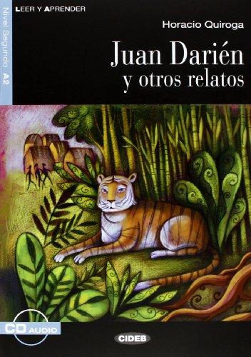 9788853013422: Leer Y Aprender: Juan Darien Y Otros Relatos + CD (Spanish Edition)