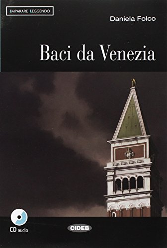 9788853013453: Baci da venezia (1CD audio)