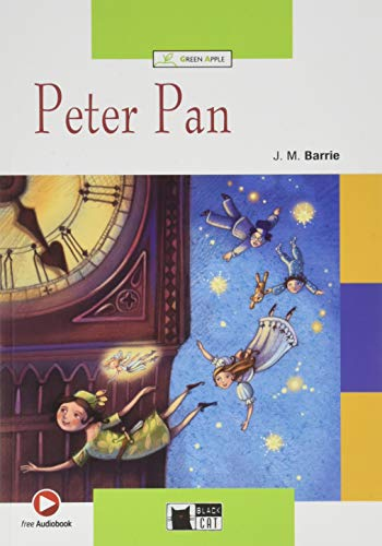 9788853014139: Peter Pan. Con CD Audio (Green apple)