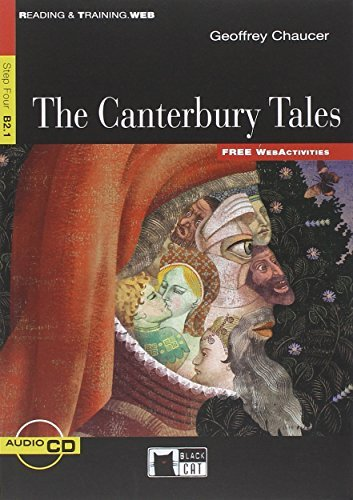 9788853014177: Reading + Training: The Canterbury Tales + Audio CD