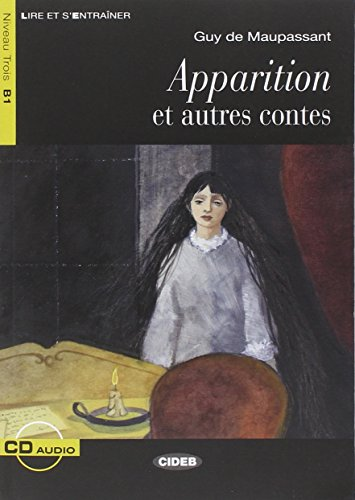 9788853014245: Apparition Et Autres Contes + CD (French Edition)