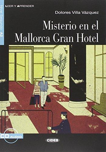 9788853014269: Misterio Mallorca Hotel. Con CD Audio (Leer y aprender)