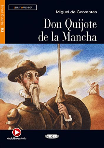 9788853014283: Leer y Aprender: Don Quijote De La Mancha - Book + CD (Spanish Edition)
