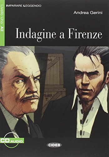 9788853014337: Indagine a Firenze (1CD audio)