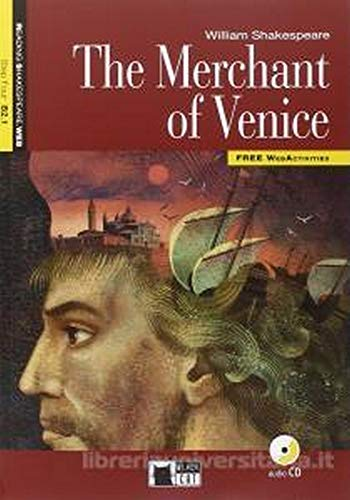 9788853015150: The merchant of Venice. Con CD (Reading & Training)