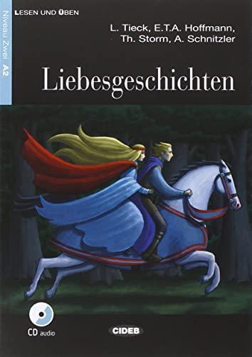 9788853015242: Liebesgeschichten. Con CD Audio [Lingua tedesca]