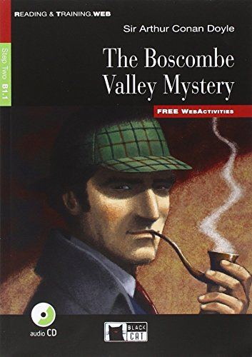 THE BOSCOMBE VALLEY MISTERY: CONAN DOYLE ED 2016