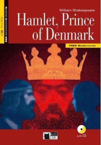 9788853015525: Hamlet, prince of Denmark. Con CD Audio