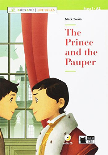 9788853016300: The prince and the pauper. Con App. Con CD-Audio [Lingua inglese]: The Prince and the Pauper + CD + App + DeA LINK