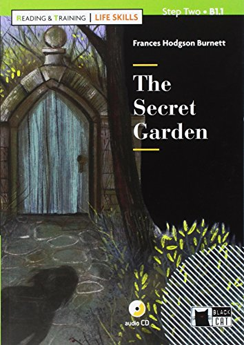 9788853016447: The secret garden. Con App. Con CD-Audio [Lingua inglese]