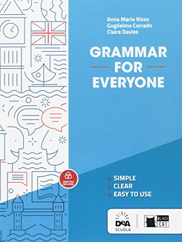 9788853016928: Grammar for everyone. Per le Scuole superiori. Con espansione online [Lingua inglese]