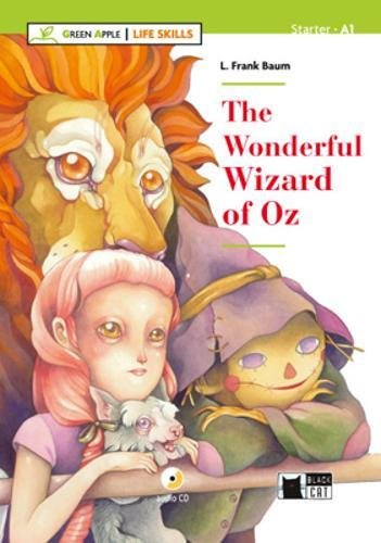 9788853017154: The Wonderful Wizard of Oz. Con Audiobook [Lingua inglese]: The Wonderful Wizard of Oz + CD + App + DeA LINK