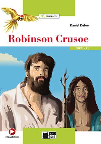 9788853017161: Green Apple: Robinson Crusoe + audio + App + DeA LINK: Robinson Crusoe + audio CD + App + DeA LINK