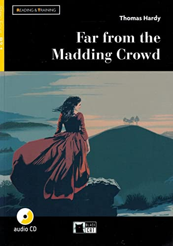 9788853017215: Far from the mudding crowd. Livello B2.1. Con espansione online. Con CD-Audio: Far from the Madding Crowd + audio CD + App + DeA LINK