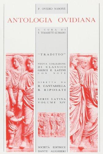 9788853406002: Antologia ovidiana. Per i Licei e gli Ist. magistrali