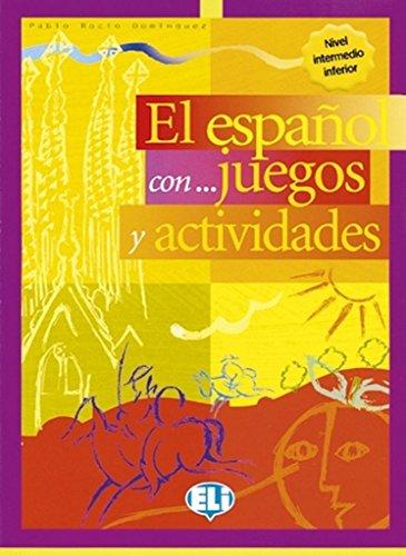 9788853600059: El Espanol Con Juegos Y Actividades: Volume 2 (Spanish Edition)