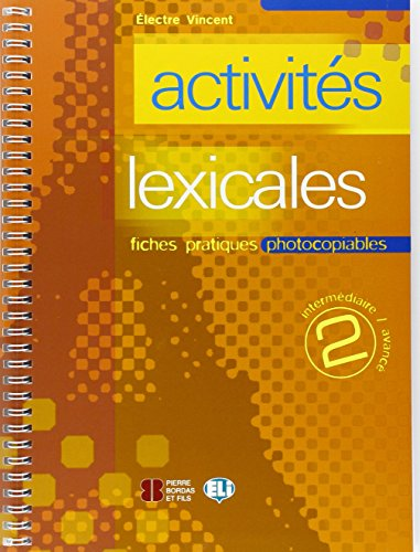 9788853600073: Activites Lexicales: Volume 2 (French Edition)