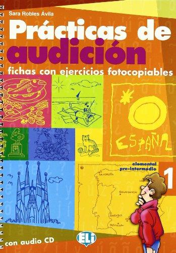 Practicas de audiciones. Per la Scuola media.: Sara Robles Avila