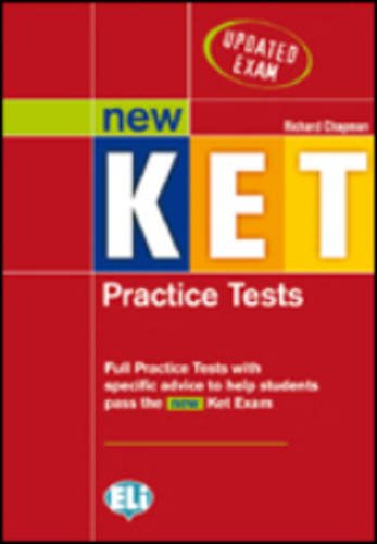9788853601308: Ket Practice Tests: Practice Tests (without Keys) + Audio CD