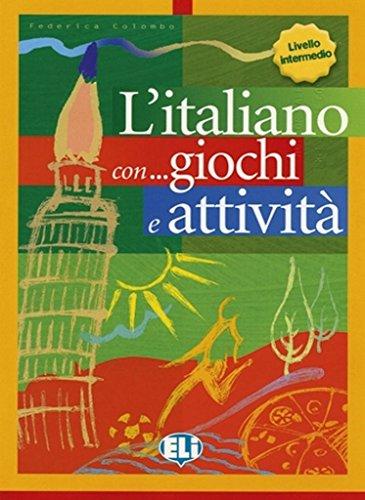 9788853601339: L'italiano... con giochi e attività. Per la Scuola elementare: 3 (Libri di attività)