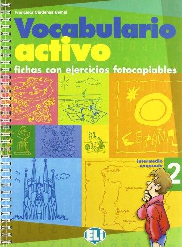 9788853601377: Vocabulario activo. Per la Scuola media: 2 (Fotocopiabili)