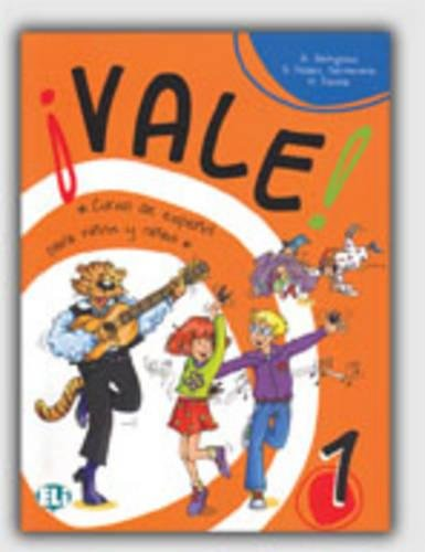9788853601995: Vale! Pupil's Book 1 (Spanish Edition)