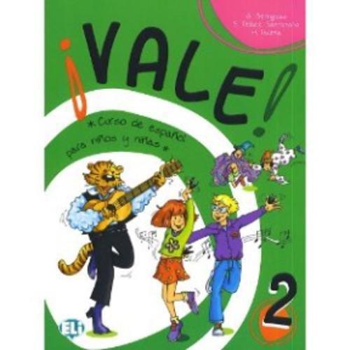 9788853602909: Vale ! 2 : Curso de español para niños y niñas