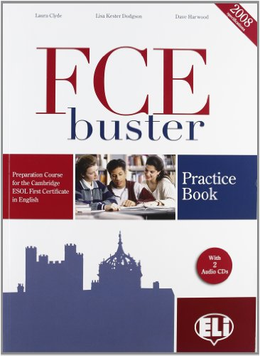 9788853603517: FCE Buster Practice Book