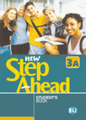 New Step Ahead - Split Edition: Student'S Book 3a + CD-Rom (A-B) + Portfolio 3