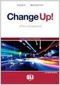 9788853604125: Change up! Upper intermediate. Materiali per il docente. Workbook. Con 3 CD Audio. Per le Scuole superiori
