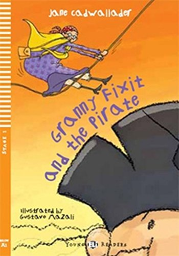9788853604224: Granny Fixit and the Pirate + CD