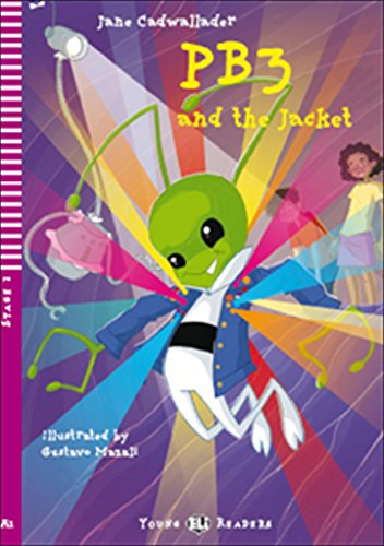 9788853604248: PB3 and the Jacket + CD (Young Eli readers Stage 2 A1)