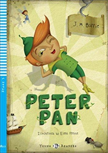 9788853604279: Peter Pan + CD