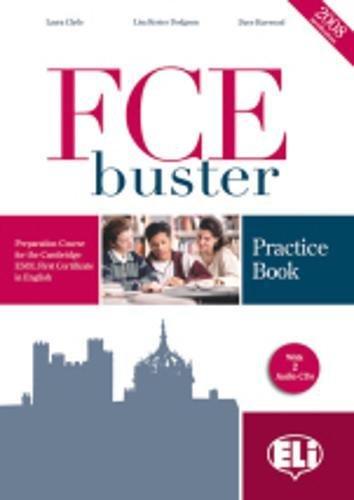 9788853604545: FCE Buster. Practice book. With key. Con espansione online. Con CD Audio. Per la Scuola media (Certificazioni)