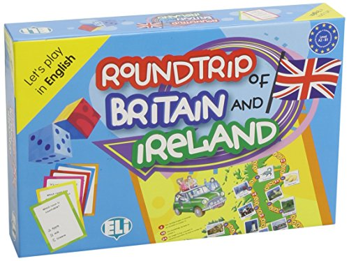 9788853604637: Roundtrip of Britain and Ireland. Per la Scuola media (Giochi didattici)