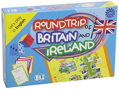 9788853604637: Roundtrip of Britain and Ireland